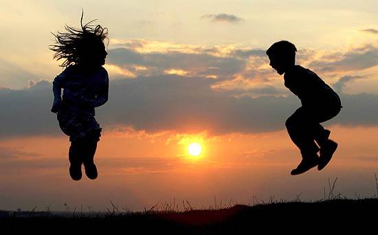 La Felicità è ridere di niente ...
