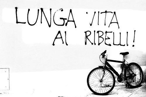 Hai voluto la bicicletta? E allora ribellati :O)